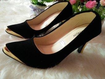 RSM Sepatu Heels Wanita S-080- Black