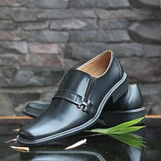 S. van Decka TK010 Sepatu Formal Pria - Hitam