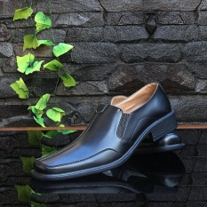 S. van Decka TK029 Sepatu Formal Pria - Hitam