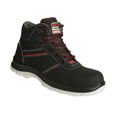 Safety Jogger Safety Shoes Montis - Hitam
