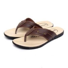Salvo Sandal Pria L05-Coklat