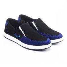 Salvo Sepatu casual hitam/biru