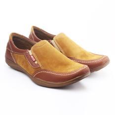 Salvo Sepatu loafer tan