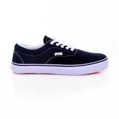 Salvo sepatu sneaker A03 hitam