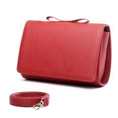 Salvora tas slempang SV16-Merah maroon