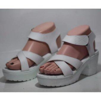 Sandal Hells Prepet X - Putih