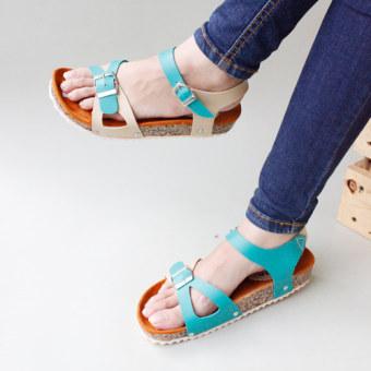 Dolfito Sandal Pesta Wanita D 107 Putih - Referensi Daftar Harga ... c6e679ee73