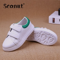 Seanut Children's Shoes Babys Casual Shoes Fashion Comfortable Sneakers(Green) - intl