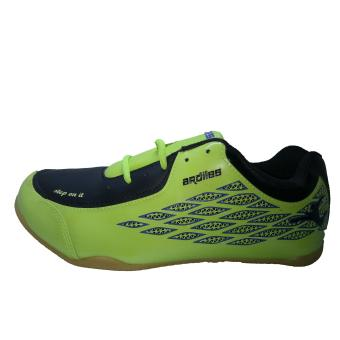 Sepatu Ardiles Futsal Estoril FL Black Citroen - Sepatu Futsal - Sepatu Olahraga - Sepatu Running