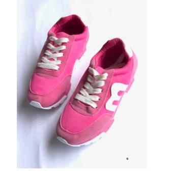 sepatu fashion m sport pink