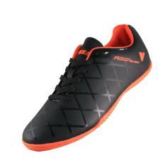 Sepatu Futsal 2Beat Baretto - Hitam Orange