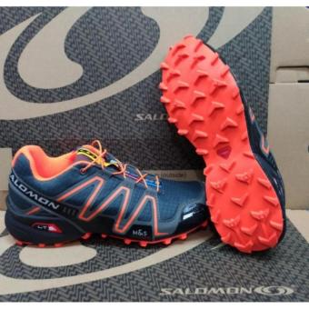 Sepatu Import Salomon Speedcross 3 PRIAHIKING / Running Shoes High Quality