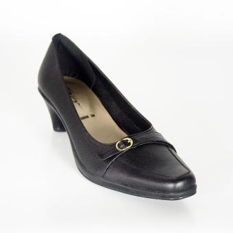 Sepatu Kerja Kulit Asli Wanita