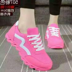 Sepatu Kets / Sepatu Olahraga Pink