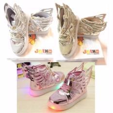 Sepatu LED Anak - Wings