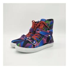 Sepatu Olahraga Senam Zumba Dance - Multicolor