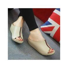 Sepatu Sendal Sandal Wedges Boot Boots Kets Hak Tinggi Untuk Wanita Cewek Cewe