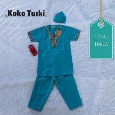 Setelan Koko Turki - Tosca