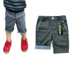 Short Chino Celana Pendek Anak Warna Grey