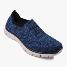 Skechers Empire Inside Look Women's Running Shoes - Navy