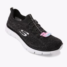 Skechers Empire Sharp Thinking Women's Running Shoes - Hitam