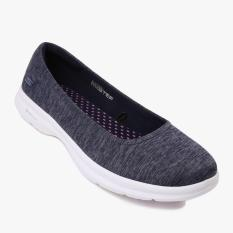 Skechers GO STEP Challenge Women's Flat Shoes - Navy