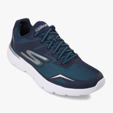Skechers GOrun 400 Obstruct Women's Running Shoes - Navy