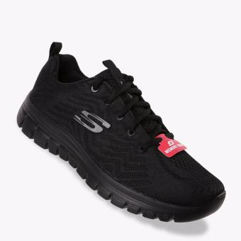 Skechers Graceful - Get Connected - Hitam