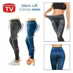 Slim N Lift Caresse Jeans Legging Biru