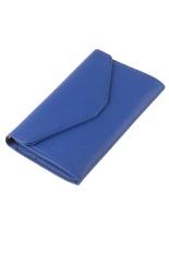 Solid Women Wallets Long Clutch Bag Coin Purse Mobile Phone Casual Case PU BB002-SZ