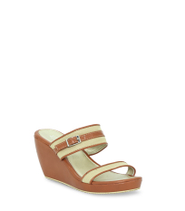 Sophie Paris - NEONA SANDAL BROWN