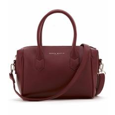 Sophie Paris Sergent Bag - Tas Selempang / Sling bag Wanita Burgundy