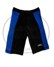 Speedo Athletic Celana Renang Hitam Biru