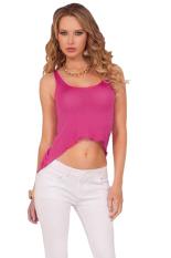 SuperCart Summer Casual Tank Top (Pink)