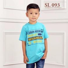 Syamsakids SL-093 BERJAMAAH baju muslim anak cowok