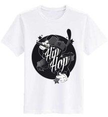 Sz Graphics T Shirt Pria / Kaos Pria HIP HOP / T Shirt Fashion / Kaos Pria - Putih