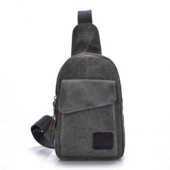 Premium Source Harga Tas Selempang Zhanao Sling Bag Chestbag Canvas Import Source Tas Pria Impor Import