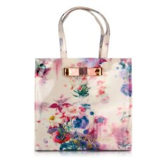 Ted Baker High-quality Women's Shopping Bag Handbag (Flower) - Intl
