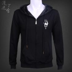 Tes The Elder Scrolls sweater (Hitam)