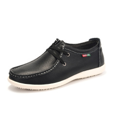 The New Men's Light Weight And Comfortable Fashion Leather Shoes - Intl