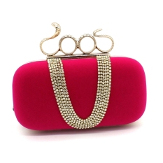 TheVelvet Wedding / Special Occasion Clutches / Evening Handbags (More Colors) - Intl - Intl