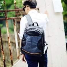 Tidog Han edition leisure backpack man male laptop bag collegestudents backpacks - intl