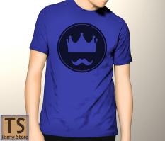 Tismy Store Kaos King PC1 - Biru