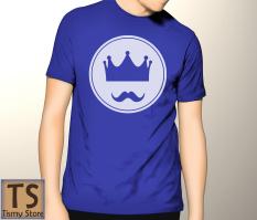 Tismy Store Kaos King PC2 - Biru