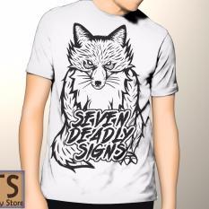 Tismy Store Kaos SDS #1 - Putih