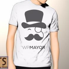 Tismy Store Kaos WPMayor - Putih