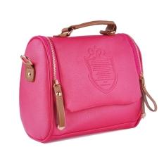 Toprank New Fashion Women Handbag Cross Body Shoulder Bag Messenger Bag (Yellow) - Intl