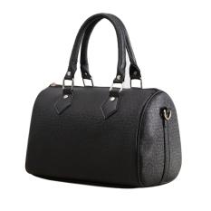 Toprank New Women Handbag Shoulder Bags Tote Purse Synthetic Leather Messenger Bag - Intl