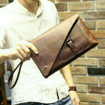 Universal Handbag Unisex Preston - Coklat