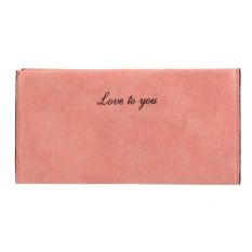 New Fashion Women Lady Leather Clutch Wallet Long Card Holder Case Purse Handbag Watermelon Red